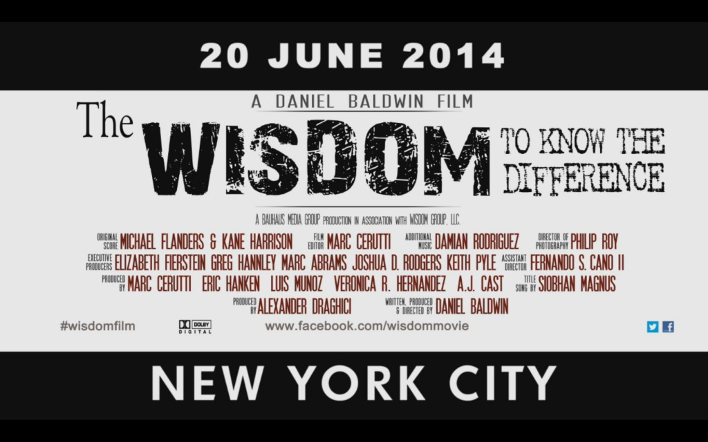 Wisdom Cred Poster